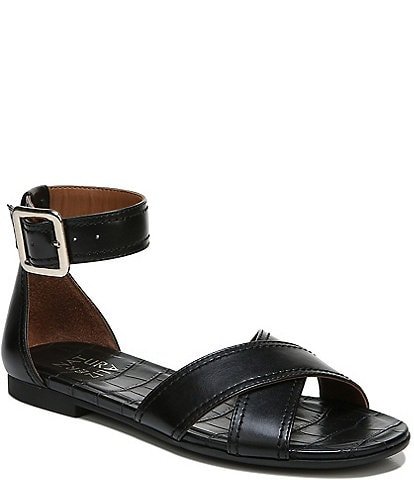 Naturalizer Sausalito Banded Ankle Strap Sandals