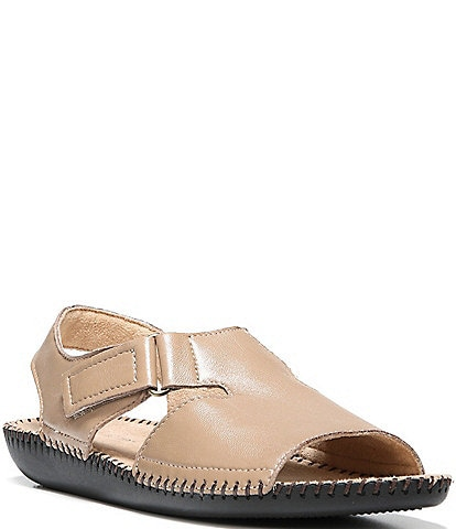 Naturalizer Scout Leather Banded Sandals