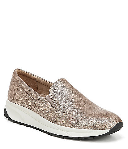 Naturalizer Selah Leather Sporty Slip-Ons