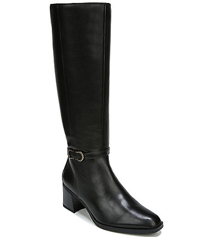 Naturalizer Sterling Leather Tall Boots