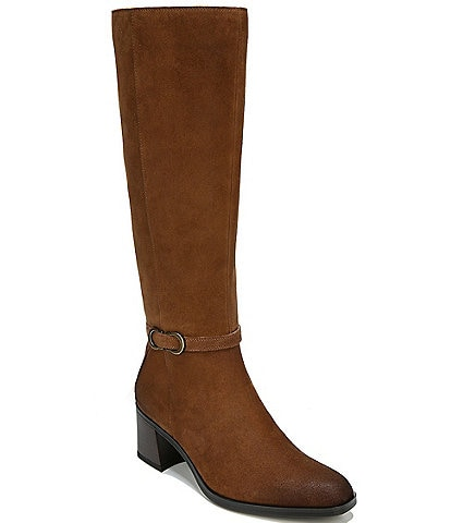 Naturalizer Sterling Suede Tall Boots