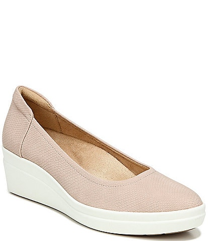 Naturalizer Susan Sporty Wedge Pumps