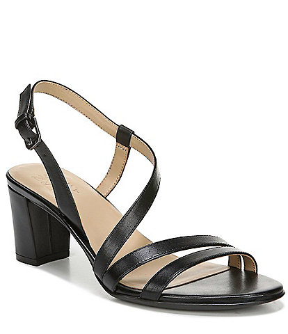 Naturalizer Vanessa Strappy Leather Dress Sandals