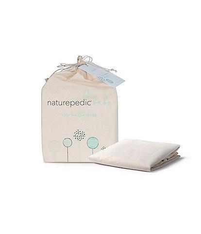 Naturepedic Organic Waterproof Baby Crib Protector Pad