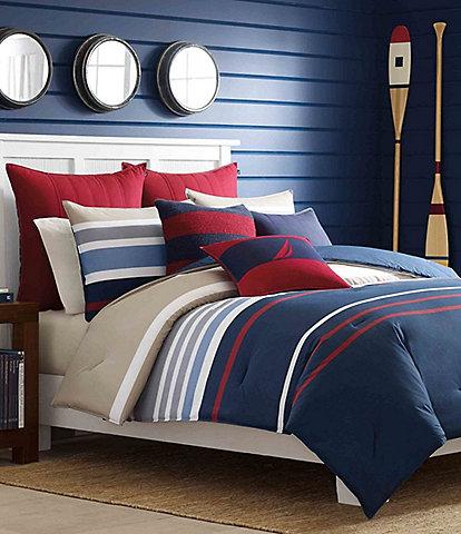 Nautica Bradford Comforter Mini Set
