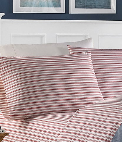 Nautica Coleridge Striped Percale Sheet Set