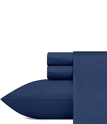 Nautica Solid Cotton Sheet Set