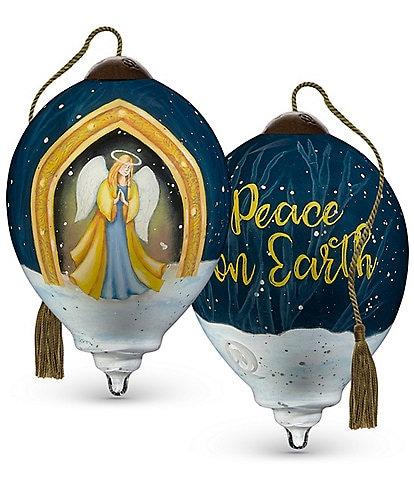 Ne' Qwa Art Peace On Earth Golden Angel