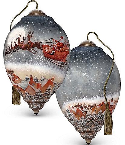 Ne' Qwa Art Up Up And Away Ornament