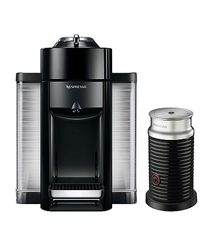 Nespresso by DeLonghi Vertuo Evoluo Coffee & Espresso Maker Bundle