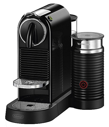 Nespresso CitiZ Single-Serve Espresso Machine With Milk Frother