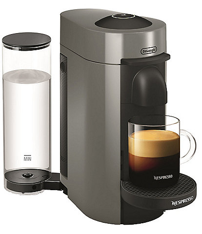 Nespresso VetroPlus Coffee & Espresso Single-Serve Machine
