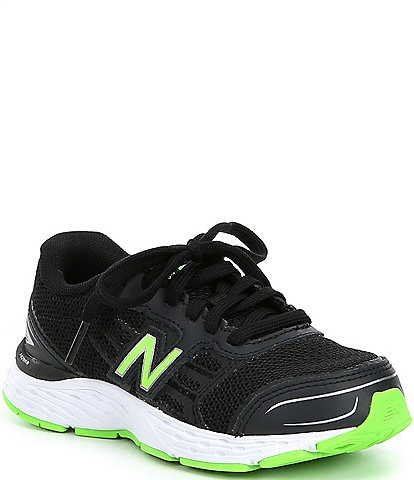 New Balance Boys' 680 V5 Lace Up Running Shoes Toddler