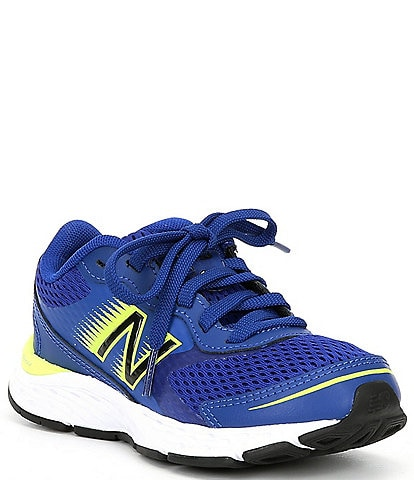 New Balance Boys' 680 V6 Mesh Running Shoes (Toddler)