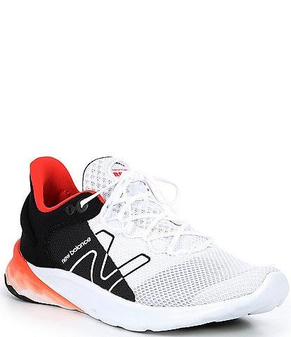 New Balance Boys' Fresh Foam Roav Mesh Lace-Up Running Shoes (Youth)