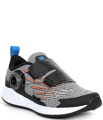 New Balance Boys' FuelCore Reveal Boa Closure Logo Detail Running Shoes (Youth)