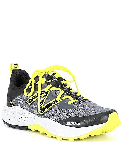 New Balance Boys' Nitrel V4 Lace-Up Running Shoes (Youth)