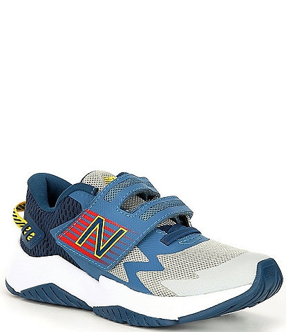New Balance Boys' Rave Run Alternative Closure Running Shoes (Toddler)