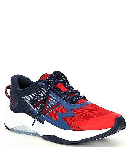 New Balance Boys' Rave Run Lace-Up Running Shoes (Youth)