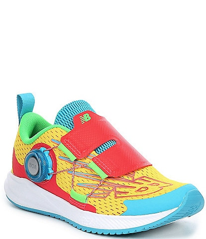 New Balance Girls' Fuel Core Reveal BOA Running Shoes (Toddler)
