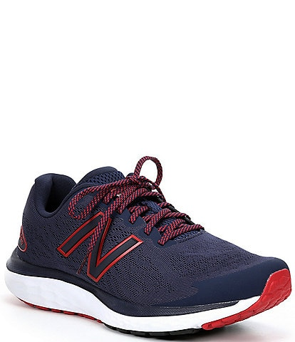 New Balance Men's 680 V7 Lace-Up Running Shoes