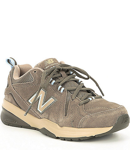 New Balance Women's 608 Suede Training Shoes