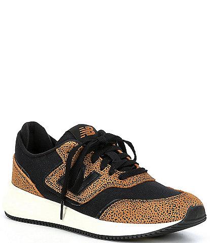 New Balance Women's Fresh Foam X-70 Animal Print Sneakers
