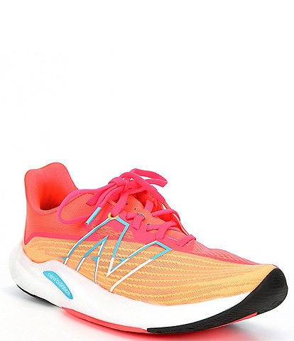 New Balance Women's FuelCell Rebel v2 Colorblock Road Running Shoes