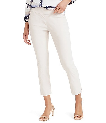 NIC + ZOE Cropped Polished Wonderstretch Pant