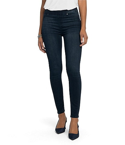 NIC + ZOE The Zoe Skinny Pull-On Ankle Jean