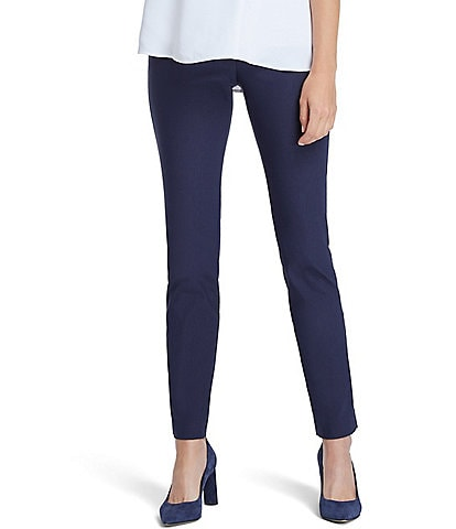 NIC + ZOE Wonderstretch Straight Leg Ankle Pants