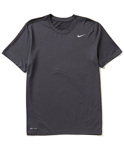 e90ea053 Nike Big & Tall Legend 2.0 Men's Training Short-Sleeve Crewneck Shirt
