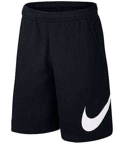 Nike Big & Tall Sportswear Club 10#double; Inseam Shorts