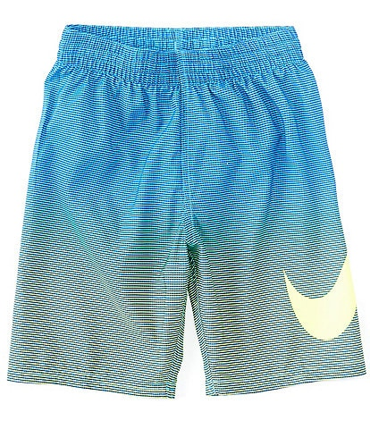 Nike Big Boys 8-20 Atmosphere Swoosh Volley Swim Trunks