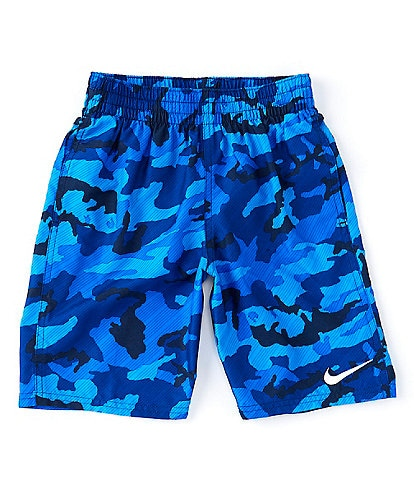 Nike Big Boys 8-20 Camo Volley Swim Trunks