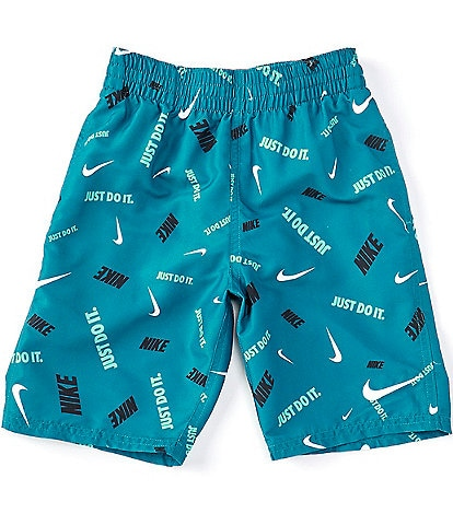 Nike Big Boys 8-20 Logofetti Volley Swim Trunks