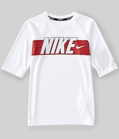Nike Big Boys 8-20 Short-Sleeve Americana Hydroguard Tee