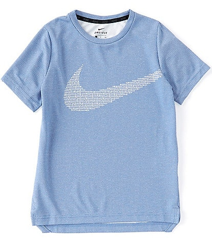 Nike Big Boys 8-20 Short-Sleeve Go All Out Training Tee