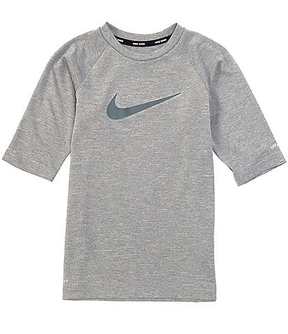 Nike Big Boys 8-20 Short-Sleeve Hydroguard Rashguard Tee