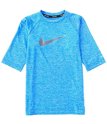 Nike Big Boys 8-20 Short-Sleeve Hydroguard Rashguard Tee
