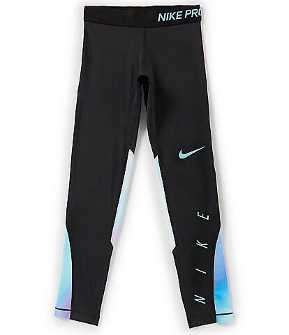 Nike Big Girls 7-16 Nike Pro Printed Tights