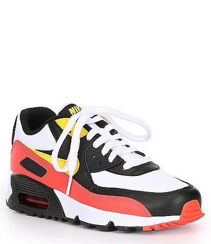 Nike Boys' Air Max 90 Lifestyle Shoes