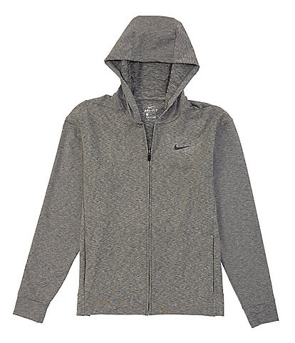 Nike Dri-FIT Hyperdry Full-Zip Long-Sleeve Hoodie