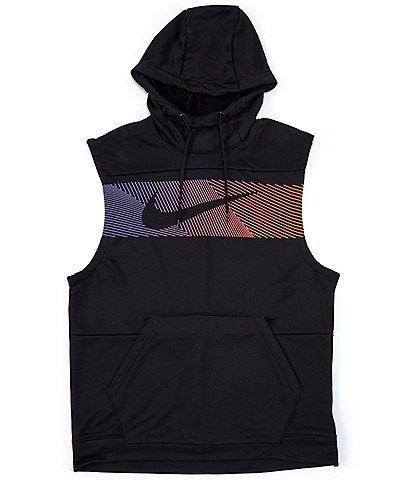 Nike Dri-FIT Sleeveless Fleece Training Hoodie