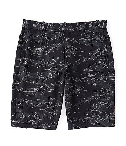 Nike Flex Hybrid Camo Golf 9#double; Inseam Shorts
