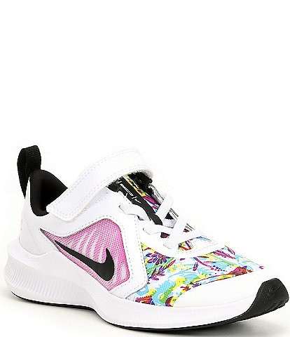 Nike Girls' Downshifter 10 Fable Running Shoes (Toddler)