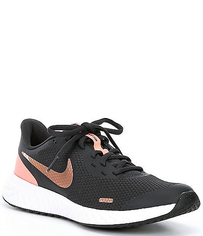 Nike Girls' Revolution 5 GS Running Shoes (Youth)