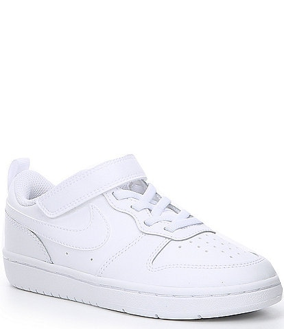 Nike Kids' Court Borough Low 2 Lifestyle Sneakers Toddler