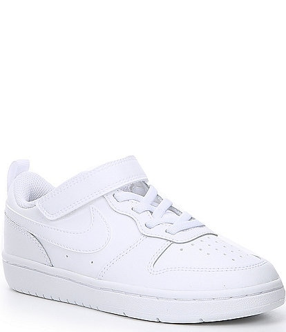 Nike Kids' Court Borough Low 2 Lifestyle Sneakers (Youth)