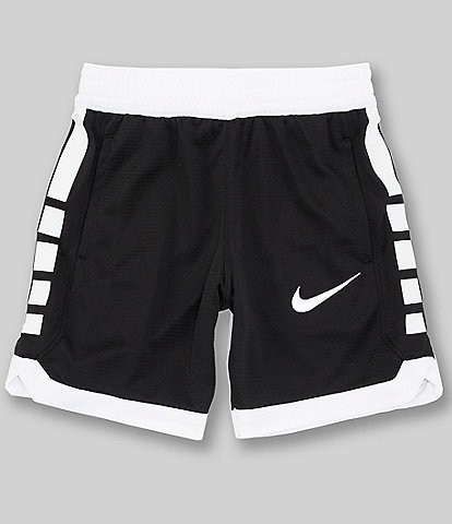 fca1938c9383 Nike Little Boys 2T-7 Dri-FIT Elite Stripe Shorts